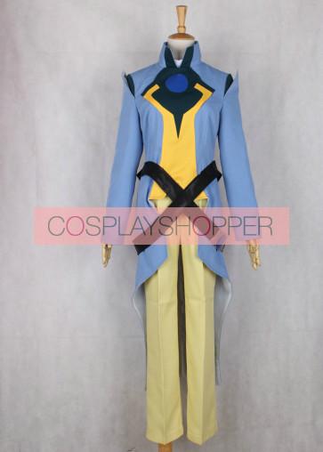 Tales of Destiny Pierre de Chaltier Cosplay Costume