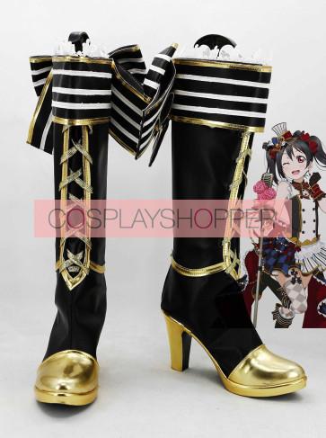 Love Live! Nico Yazawa Cafe Maid Ver. Cosplay Boots
