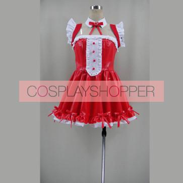 Super Sonico Nitro Super Sonico Cosplay Costume
