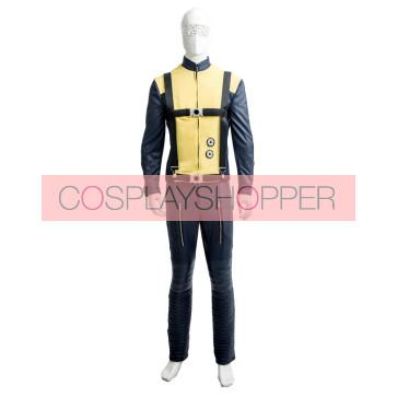 X-Men: First Class Erik Lensherr/Magneto Cosplay Costume