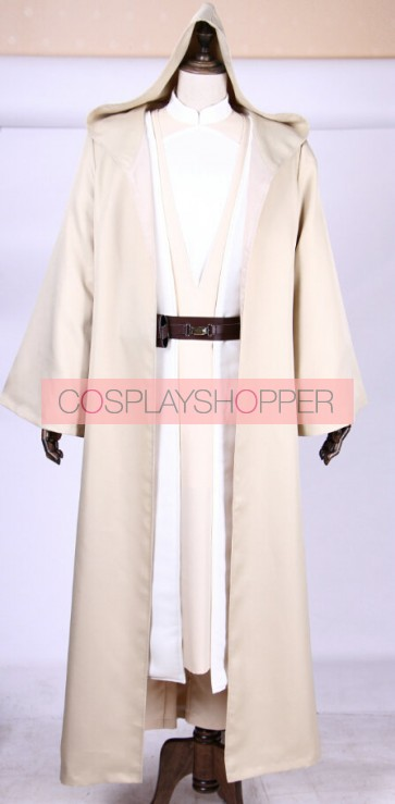 Star Wars Skywalker Jedi Cosplay Costume