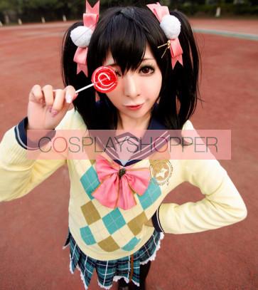 Love Live! Nico Yazawa Constellation Ver. Cosplay Costume