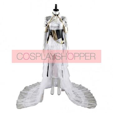 Final Fantasy XV Lunafreya Nox Fleuret Cosplay Costume - Version 2