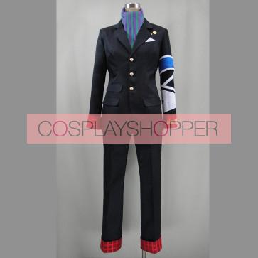 Concrete Revolutio (Superhero Fantasy) Jiro Hitoyoshi Cosplay Costume