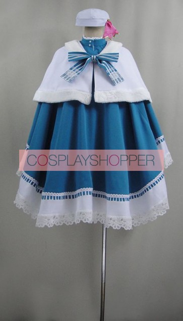 Love Live! SR Nozomi Tojo Christmas Ver. Cosplay Costume