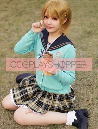 Love Live! Hanayo Koizumi Constellation Ver. Cosplay Costume