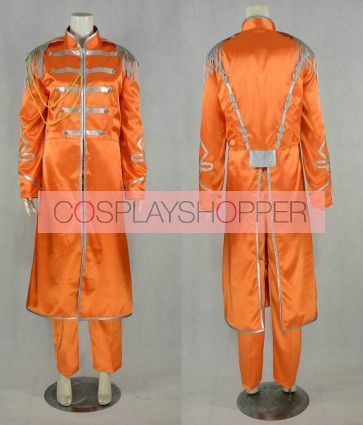 The Beatles Sgt Pepper Lonely Hearts Club Band George Harrison Cosplay Costume