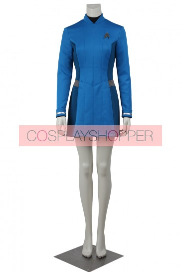 Star Trek Beyond Carol Marcus Cosplay Costume