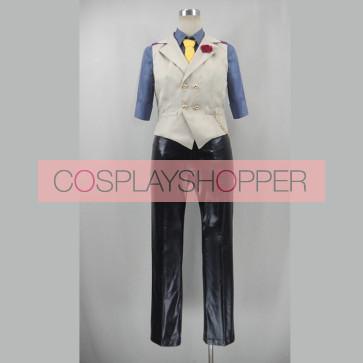 League of Legends LOL Debonair Vi Cosplay Costume