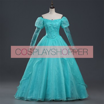 The Little Mermaid Ariel Princess Cosplay Costume