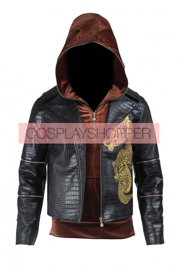 Suicide Squad Killer Croc Waylon Jones Cosplay Costume