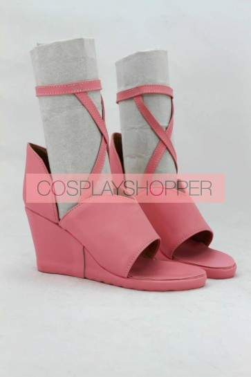 Aldnoah.Zero Asseylum Vers Allusia Cosplay Shoes
