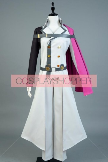 Seraph of the End: Vampire Reign Owari no Serafu Crowley Eusford Cosplay Costume