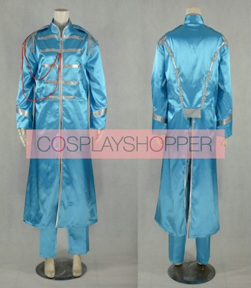 The Beatles Sgt Pepper Lonely Hearts Club Band Paul McCartney Cosplay Costume