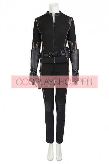 "Agents of S.H.I.E.L.D. Daisy ""Skye"" Johnson / Quake Cosplay Costume"