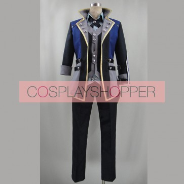 God Eater Burst Protagonist Cosplay Costume