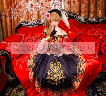 Love Live! UR Kotori Minami Magician Ver. Gorgeous Dress Cosplay Costume