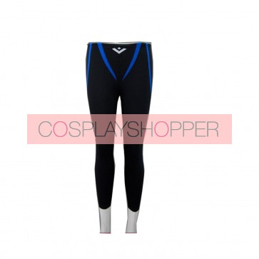 Free! Iwatobi Swim Club Ryugazaki Rei Swimming Pants Cosplay Costume