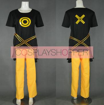 Digimon Story: Cyber Sleuth Takumi Aiba Cosplay Costume