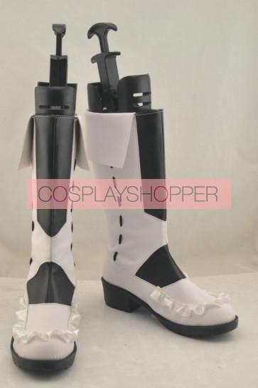 Diabolik Lovers More Blood Mukami Kou Cosplay Boots