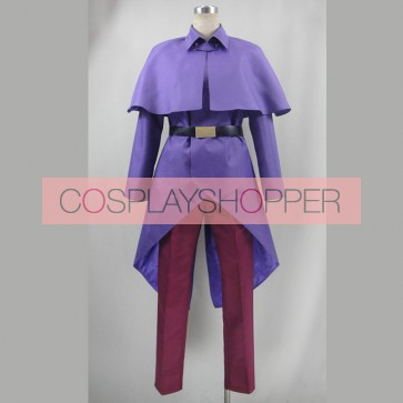 Hetalia: Axis Powers France Cosplay Costume