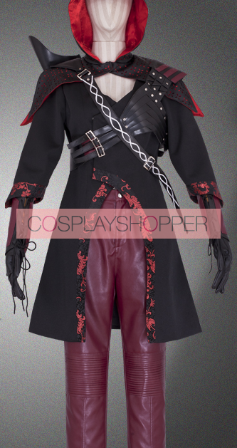 Green Arrow Nyssa al Ghul Cosplay costume