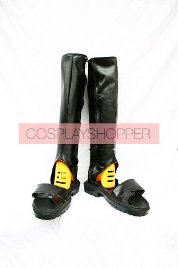 Naruto Shippuden Anime Uchiha Sasuke Cosplay Boots