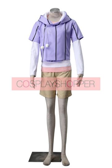 Boruto: Naruto the Movie Hinata Hyuga Cosplay Costume