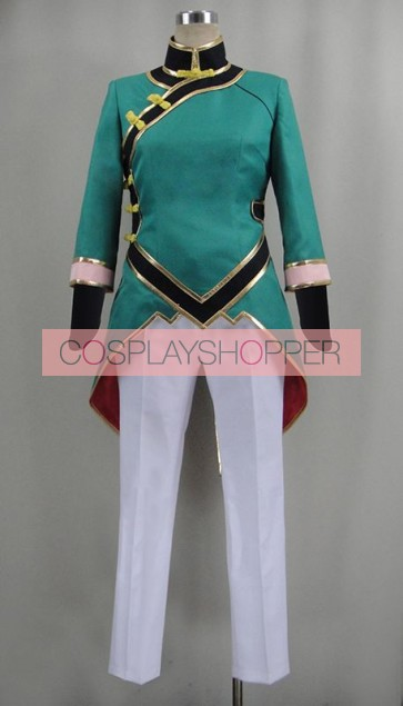 RWBY Lie Ren Cosplay Costume