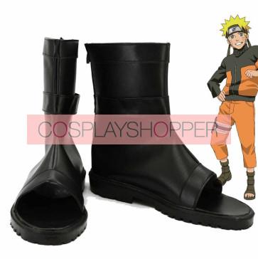 Naruto Uzumaki Naruto Ninja Cosplay Shoes