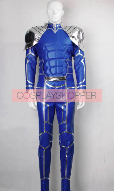 Fate/Extra Stay Night Lancer Cosplay Costume