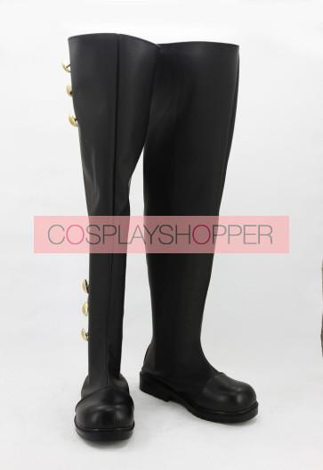 Seraph of the End: Vampire Reign (Owari no Serafu) Mikaela Hyakuya Cosplay Boots