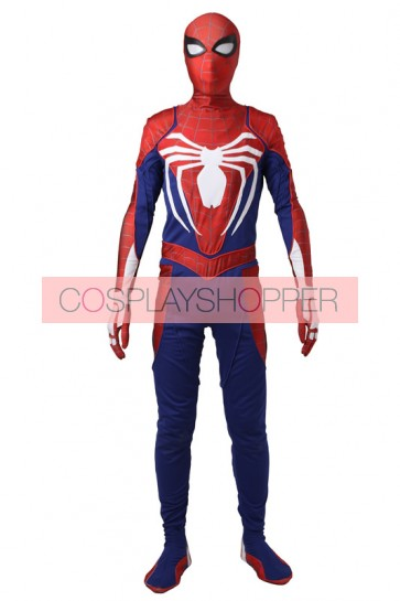 Spiderman for PS4 Cosplay Costume