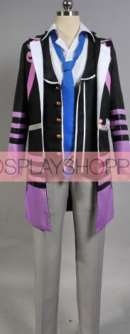 Kamigami no Asobi: Ludere deorum Loki Laevatein Uniform Cosplay Costume