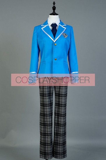 Ensemble Stars Arashi Narukami 2nd Year Academy Uniform Cosplay Costume
