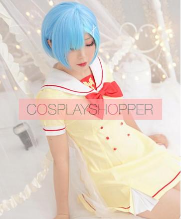Re: Zero School Uniform Cosplay Costume