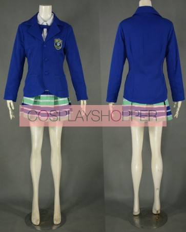 Shin Megami Tensei If… Tamaki Uchida Female Protagonist Cosplay Costume