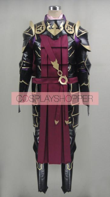 Fire Emblem If Fire Emblem Fates Xander Cosplay Costume
