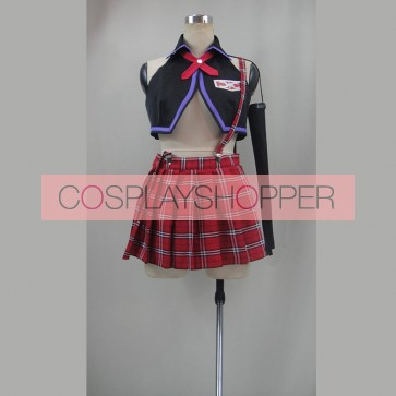 God Eater Burst Alisa Illinichina Amiella Cosplay Costume