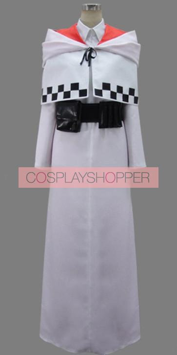 Mondaiji Jin Russel Cosplay Costume