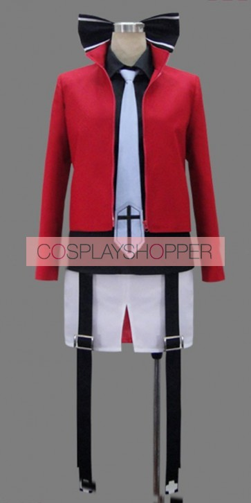 Mondaiji Leticia Draculair Cosplay Costume