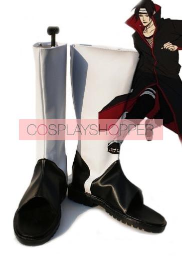 Naruto Uchiha Itachi Cosplay Boots