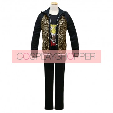Yuri!!! on Ice Yuri Plisetsky Uniform Cosplay Costume