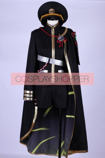 Touken Ranbu Hotarumaru Cosplay Costume - Version 2
