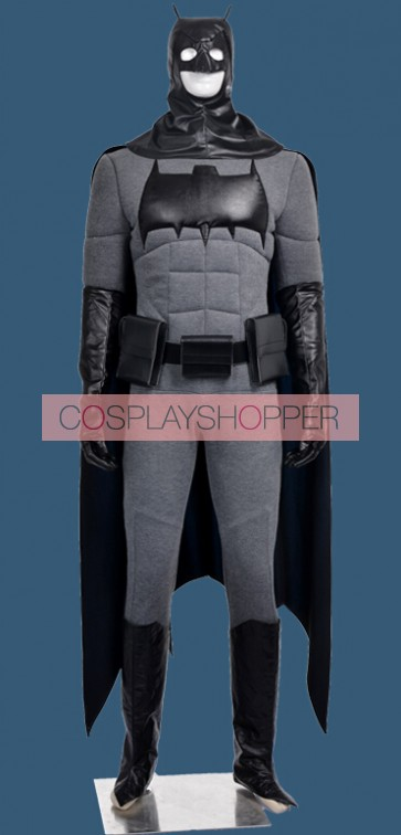 Batman Bruce Wayne Cosplay Costume
