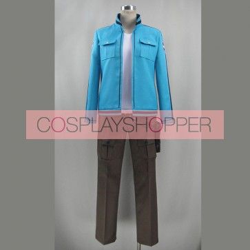 World Trigger Yuichi Jin Cosplay Costume - Version 2