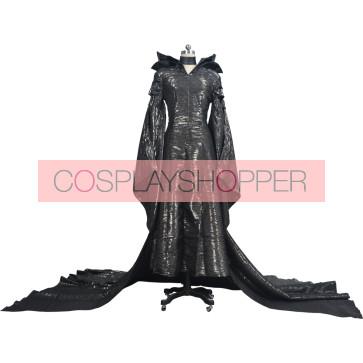 Disney Maleficent (2014) Movie Cosplay Costume