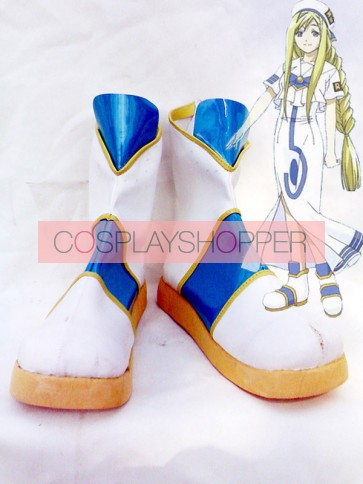 Aria Alicia Florence Cosplay Shoes
