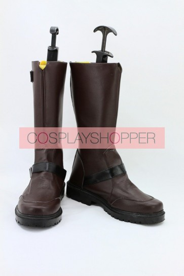 Noragami Yato Brown Cosplay Boots