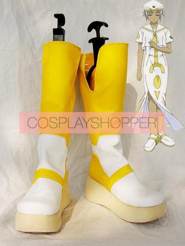 Aria Athena Glory Cosplay Boots